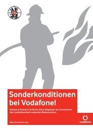 bei Vodafone! - Landesfeuerwehrverband Niedersachsen