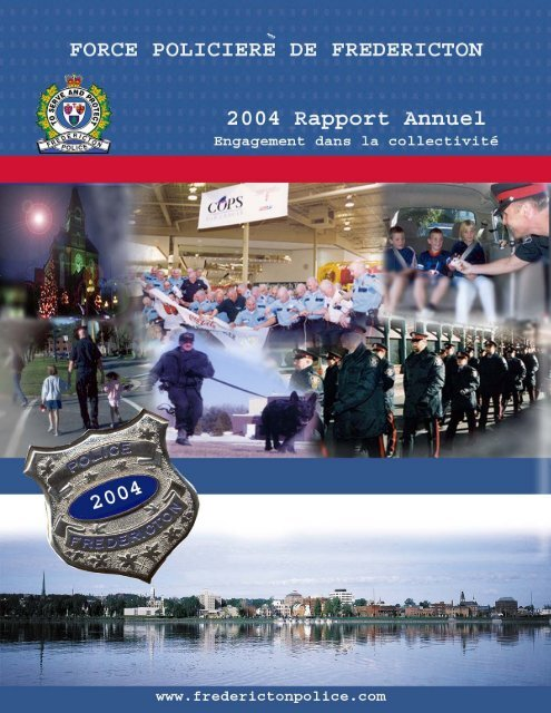 Rapport annuel - Fredericton