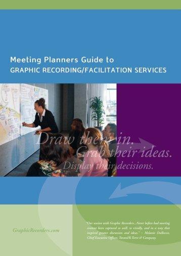 Leslie's Graphic Recording Brochure