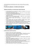 Podmínky odbavení v terminálech - Bohemiakombi - Page 2