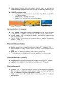 Podmínky odbavení v terminálech - Bohemiakombi - Page 3