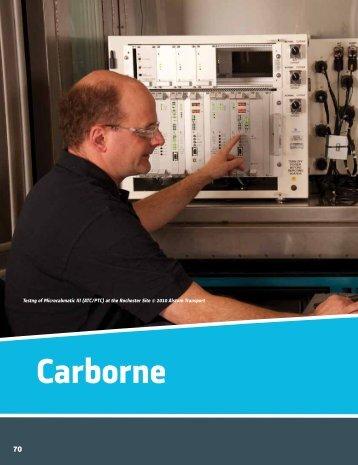 Carborne - Alstom