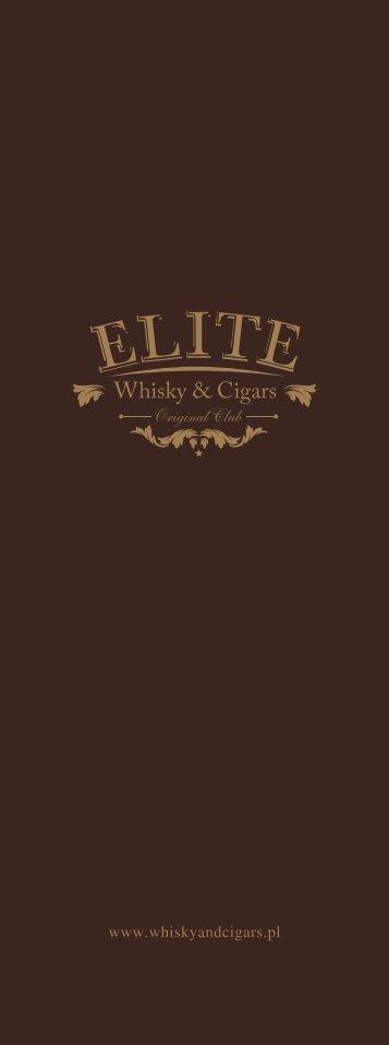 ELITE Whisky & Cigars