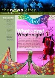 Newsletter Term 3 Week 8 - Samford Valley Steiner School