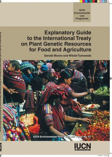 Explanatory Guide to the International Treaty on Plant Genetic ...