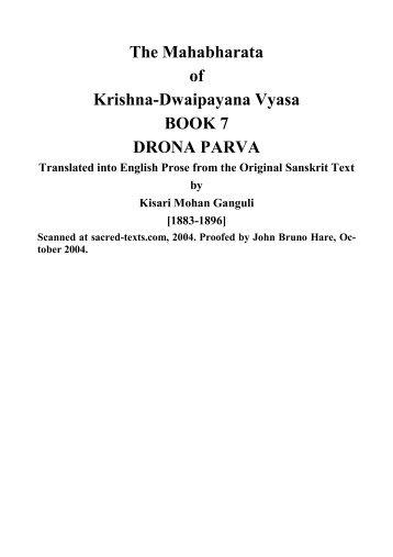 Mahabharata 07 (eng)..