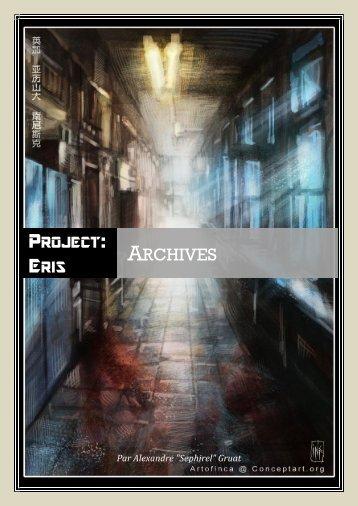 les Archives - Le Scriptorium