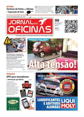 Jornal das Oficinas 99 - Fevereiro 2014
