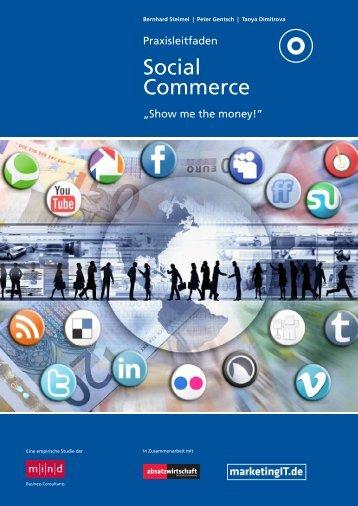 Praxisleitfaden Social Commerce - Adobe Digital Marketing
