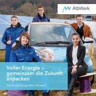 Voller Energie – gemeinsam die Zukunft anpacken