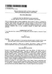 Oznámení o výběrovém řízení č. BBV/36/2013 a jeho ... - Mikulov