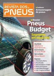 Revista dos Pneus 022 - Setembro 2013