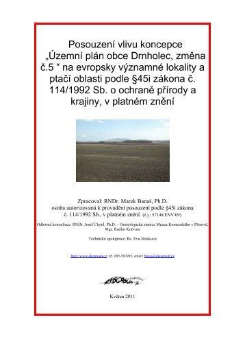 Natura 2000 - Mikulov