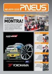 Revista dos Pneus 018 - Julho 2012
