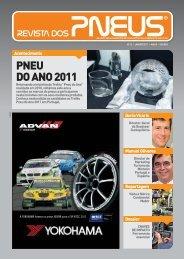 Revista dos Pneus 012 - Janeiro 2011
