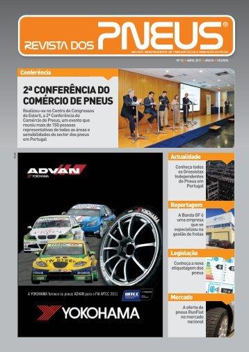 Revista dos Pneus 013 - Abril 2011