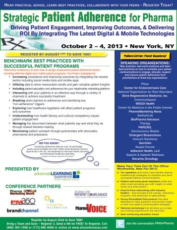 BenChMark Best PraCtiCes With - Advanced Learning Institute