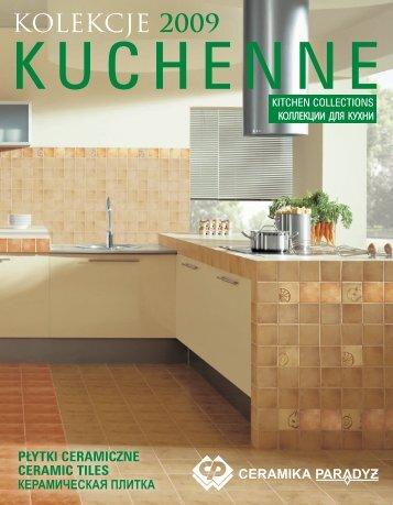 katalog KUCHNIA 2009_sklad.indd - Genova Bohemia sro