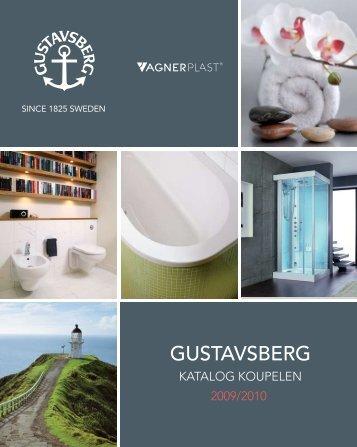 Katalog GUSTAVSBERG VAGNERPLAST 2009