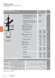 Odtahový systém - Genova Bohemia sro