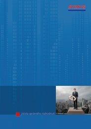 JKR katalog BYZNYS ERP - Jistota správného rozhodnutí