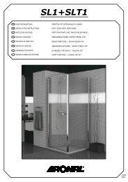 Montážní návod SL1+SLT1 - Koupelny