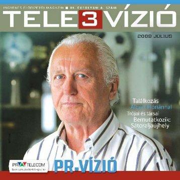 MTI fotó - PR-Telecom