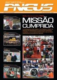 Revista dos Pneus 006 - Julho 2009