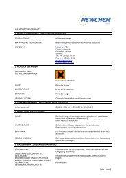 SDB Lithiumcarbonat.pdf - Chemie.at