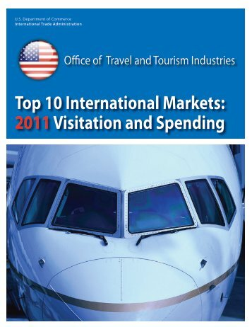Top 10 International Markets - Office of Travel and Tourism Industries