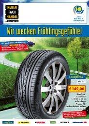 Wir wecken Frühlingsgefühle! - Bosch Service Schulligen GmbH