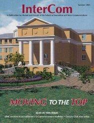 Summer 2005 - School of Journalism and Mass Communications