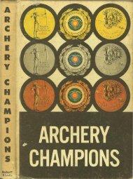 A .- p '5 - Texas State Archery Association