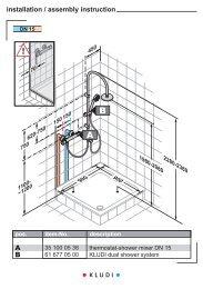 installation / assembly instruction A B - Sannet66.Ru