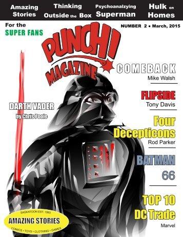 Punch Magazine Assigment