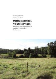 UV Väst Rapport 2010:24. Arkeologisk utredning ... - arkeologiuv.se