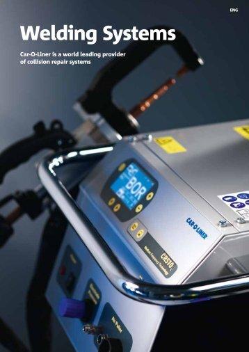 Welding Systems - Madhus Garage Equipments