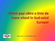 Bucureşti ‐ Constanţa - Railway Days 2013