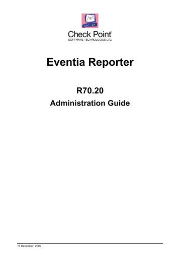 checkpoint security management server administration guide