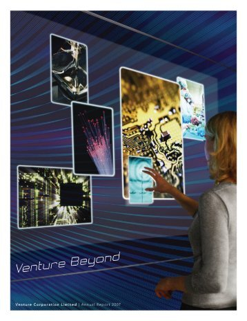 Annual Report 2007 - Venture Corporation Limited
