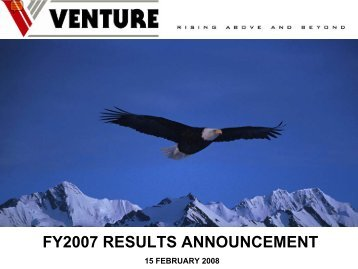 516 KB - Venture Corporation Limited