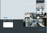 Catalogue System ALUCA - Oulie-Hansen as