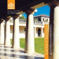 Liceo Classico giuridico-economico - Collegio Marconi Portogruaro