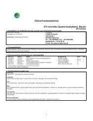 TUNAP 973 Benzin Rensemiddel - Flex1one