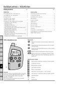 TP5 käyttöohje.pdf - Wihuri Autola - Page 2