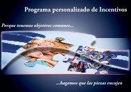 PROGRAMA DE INCENTIVOS.indd - Grupo Vemare