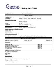 2 x 1 2 x 1 Genova Products Automotive Genova Products 350220 Insert Reducing Coupling