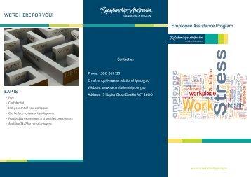 Download the Employee Assistance Program brochure.