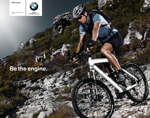 Be the engine. - Cotswold Motor Group