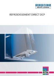 Unités de refroidissement direct DCP - Sermes